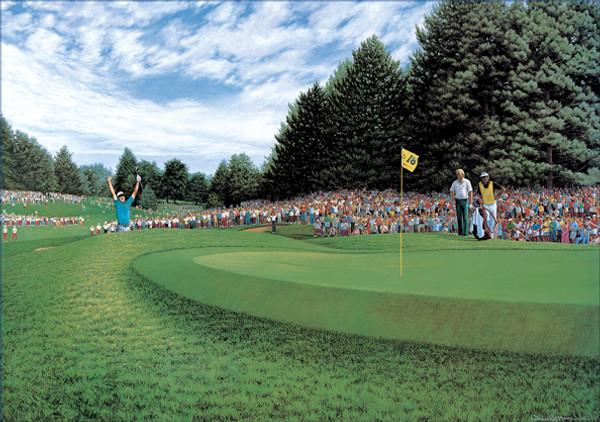 """Sudden Victory"" - 1986 PGA Championship (Bob Tway)"