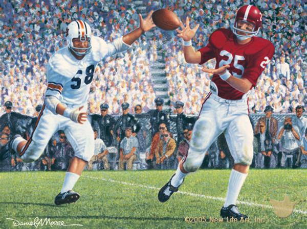 Iron Bowl 1966 - Alabama Football vs. Auburn