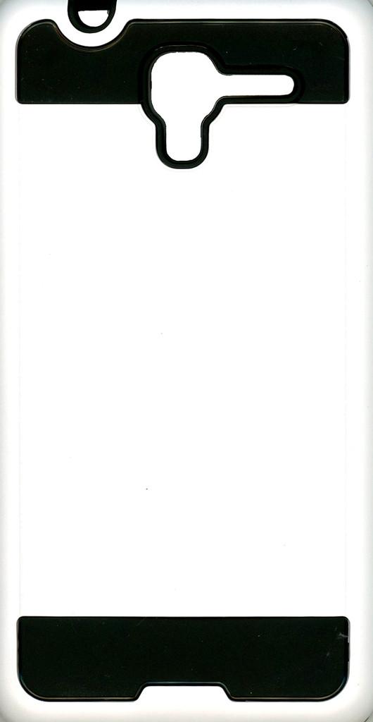 Kyocera Hydro Reach MM Slim Dura Metal Finish White