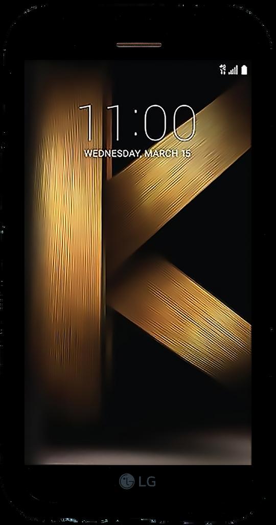 LG K20 PLUS   MM Slim Dura With Kickstand Blue