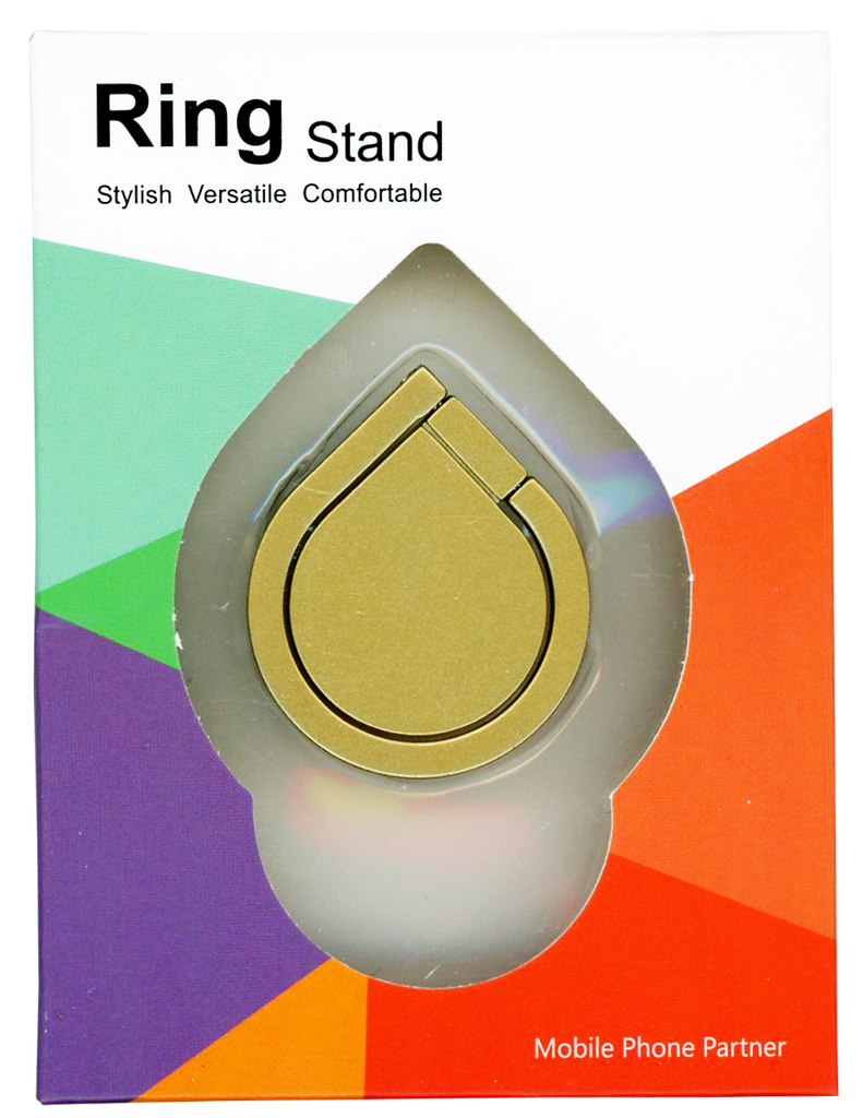 Ring Stand Gold