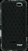 ZTE Blade Force Carbon Fiber Metal Rose Gold