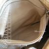 SOLD! - NEW RARE AUTHENTIC PRADA Beige Python Snakeskin Washed Leather Bag Tote Handbag Purse