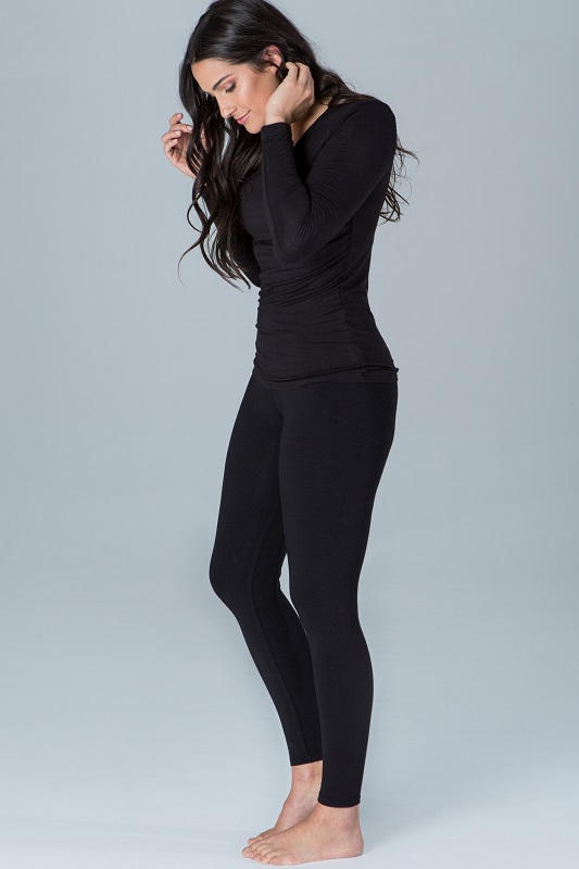 72a8a0eef5836 Buy Leggings Online - Bamboo Clothing - O2wear Australia Online Store