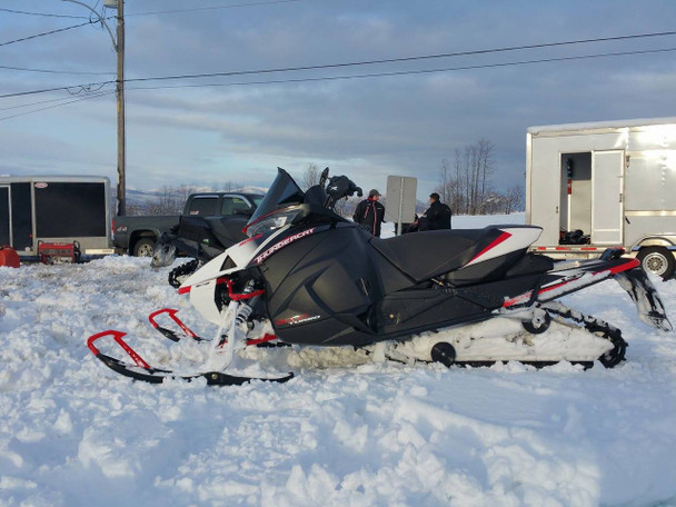 2017 2019  Powertrail 265HP Performance Package for Arctic Cat ZR9000 / Thundercat