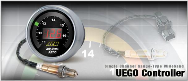 AEM Wideband O2 UEGO gauge