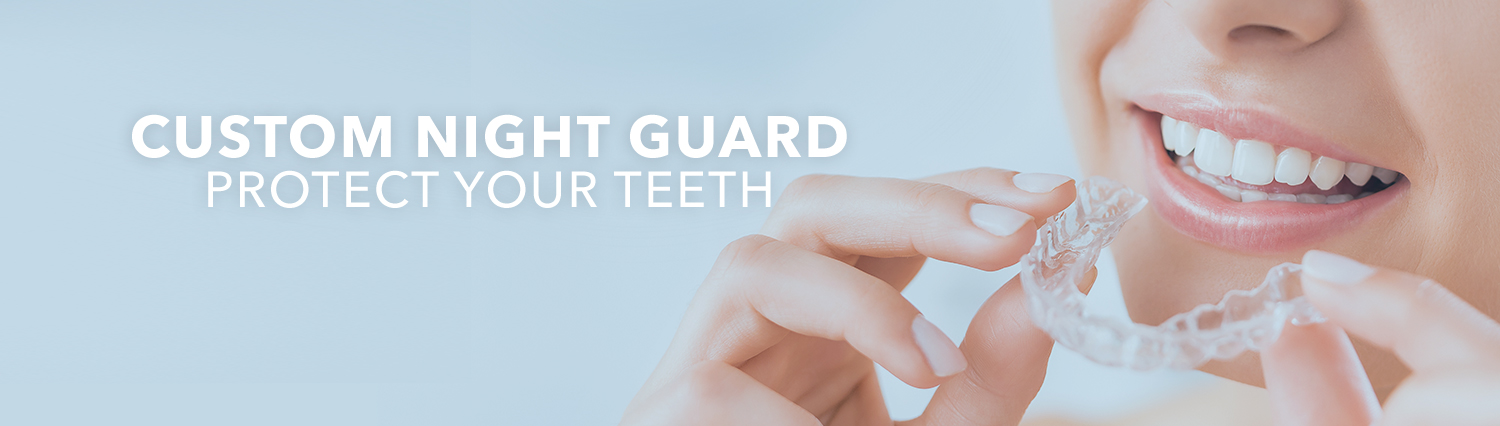 custom mouth guard protect teeth grinding
