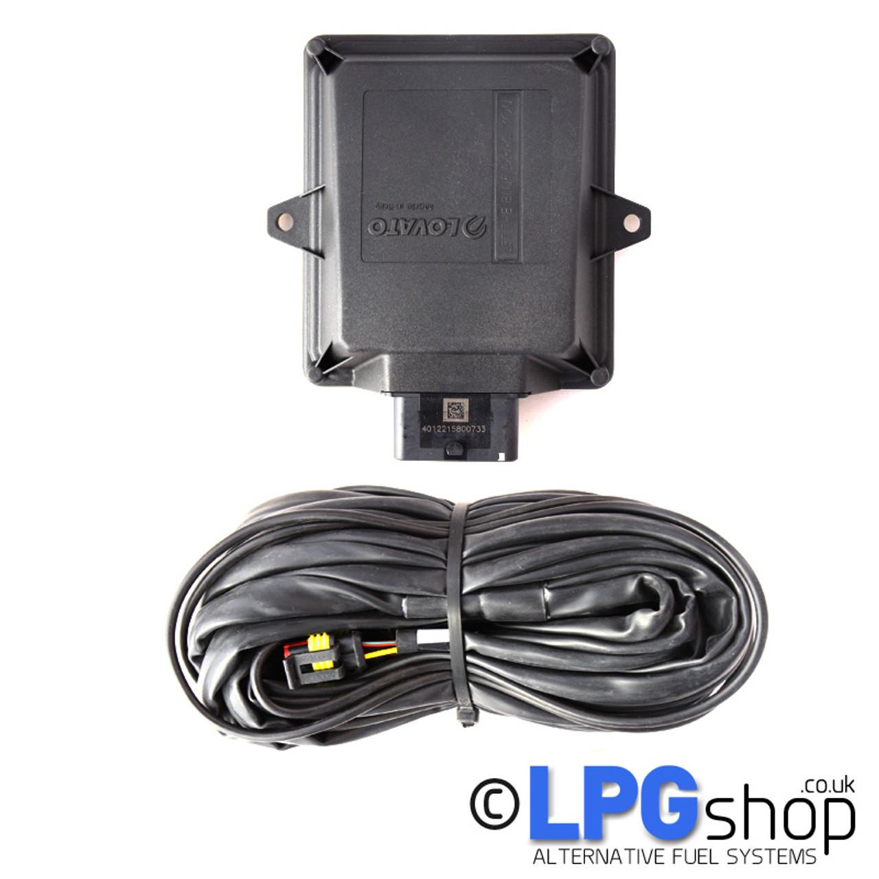 lovato smart 4 cylinder reducer mini kit rh lpgshop co uk Basic Electrical Wiring Diagrams Wiring Diagram Symbols