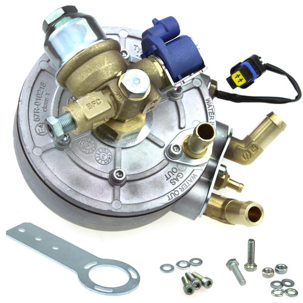 emer omvl palladio 350 hp 8mm autogas pressure reducer regulator vapourizer high power