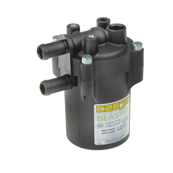 BLASTER LPG CNG Filter 12mm In 12mm Out