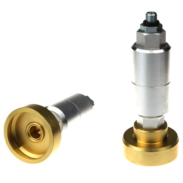 M10 to Dish LPG Adapter Integrated Filter