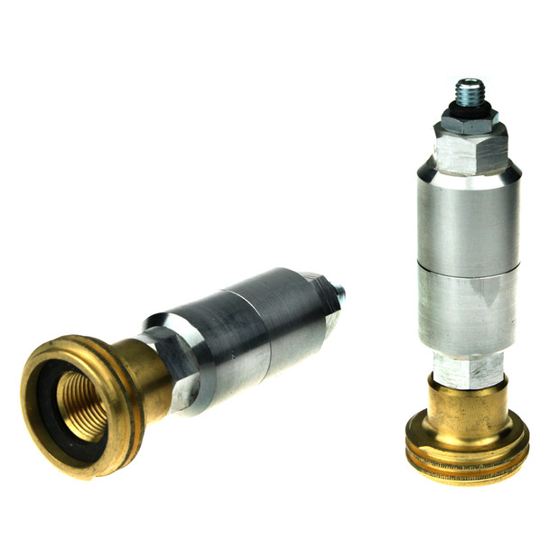 M10 to ACME LPG Adapter Integrated Filter