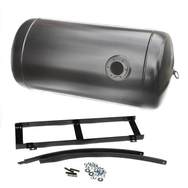 400mm by 803mm 92 Litres Cylinder Cylindrical One Hole Propane LPG Autogas Tank Vessel STEP