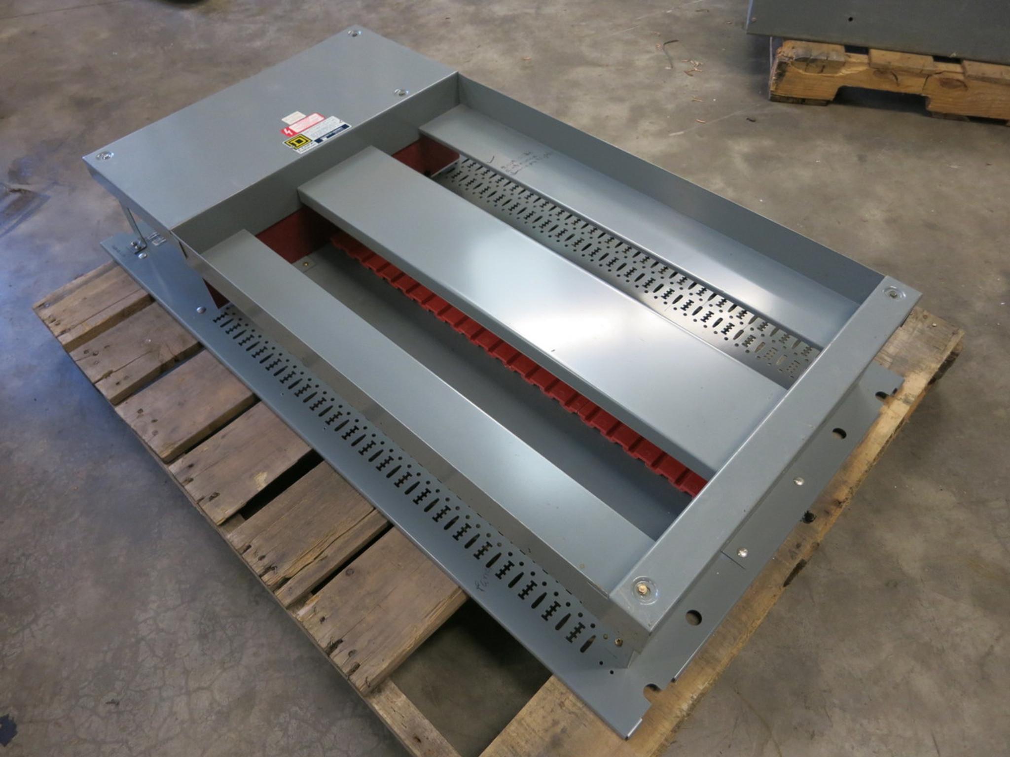 Square D Breaker Panel Refresh