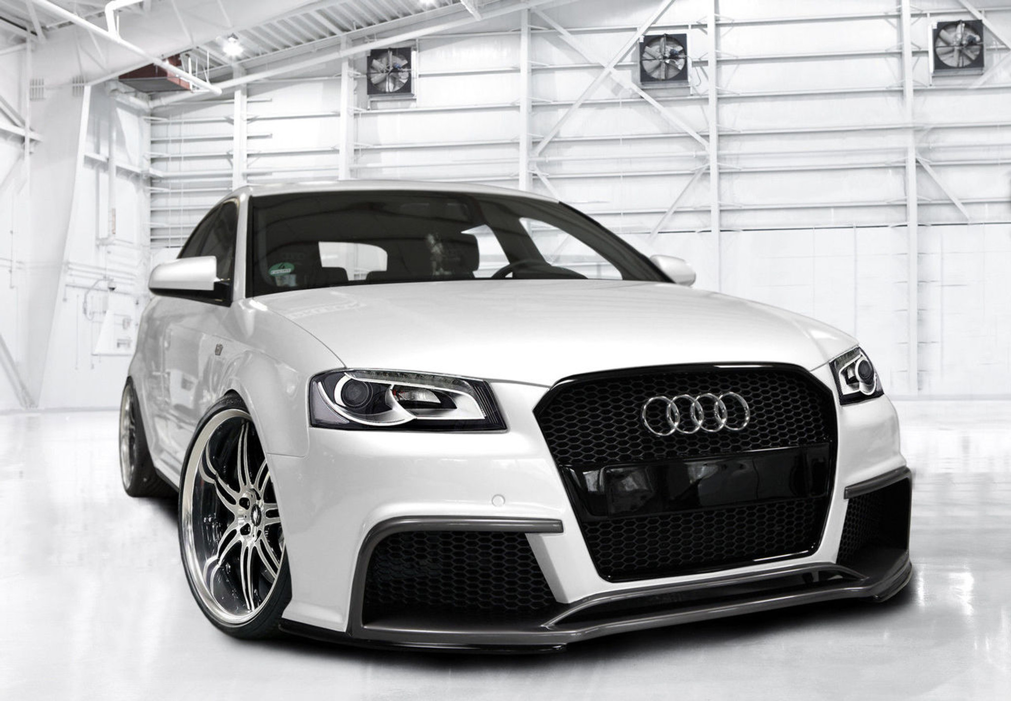 Audi A3 8p Rs Bodykit Meduza Design Ltd