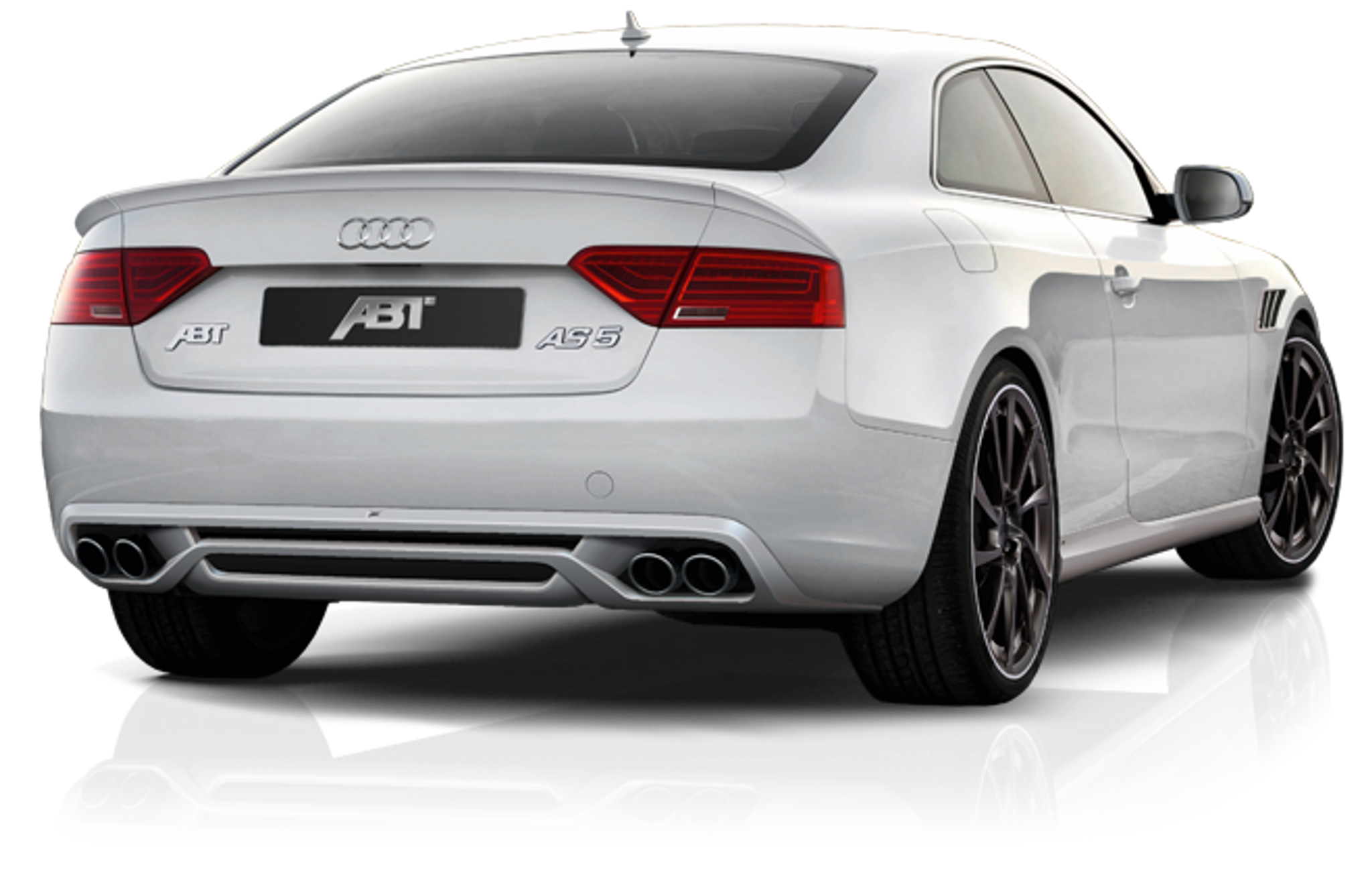 Audi A5 Coupe ABT Aerodynamic Package 11/2011 onwards ...