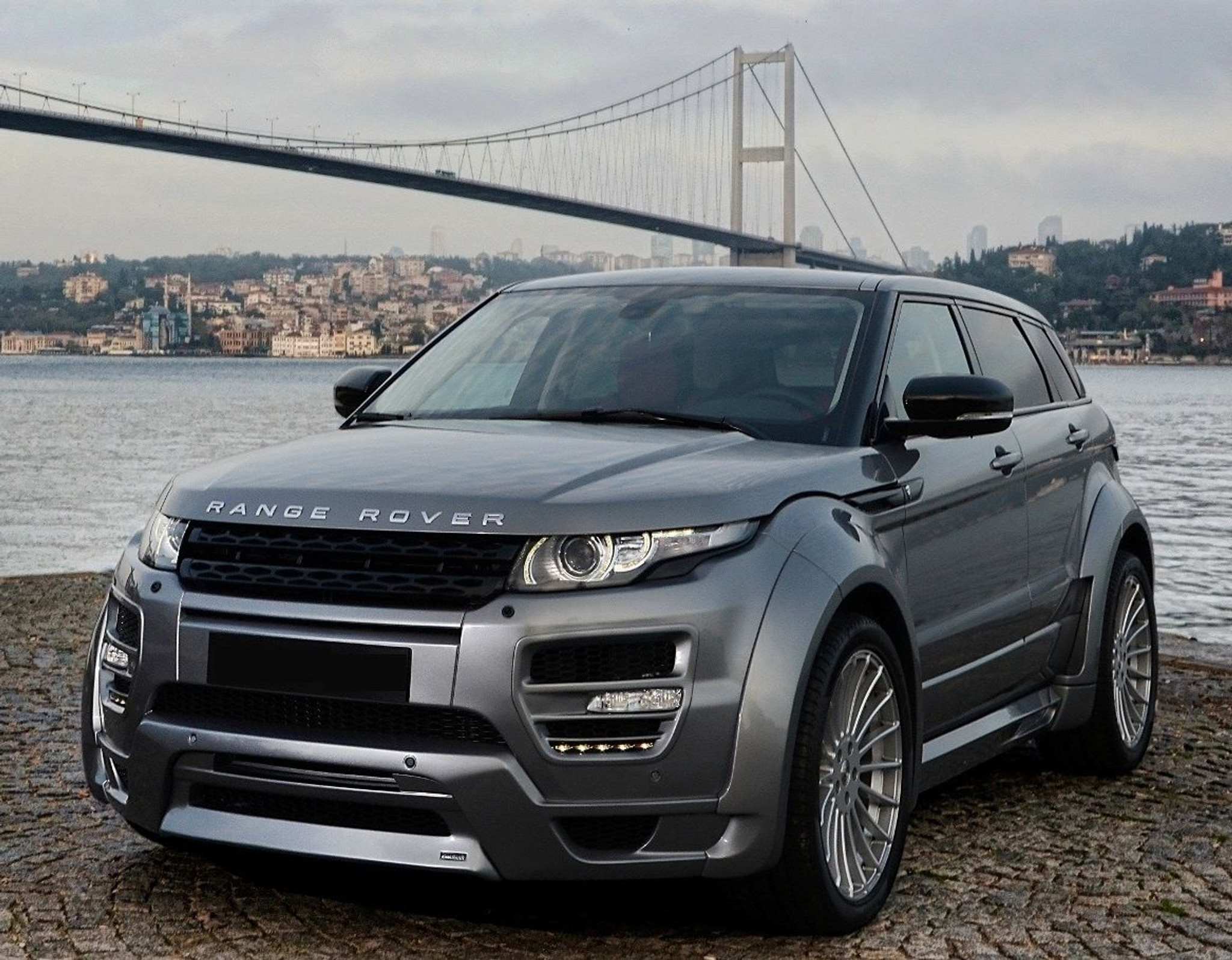 Range Rover Evoque H Style Body Kit Meduza Design Ltd