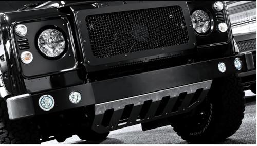 Land Rover Defender 110 Front Bumper with lights