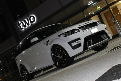 Range Rover Sport 2015 Meduza RS-700 Conversion