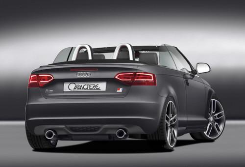 Audi A3 Cabrio 2009 Caractere Aerodynamic Bodykit