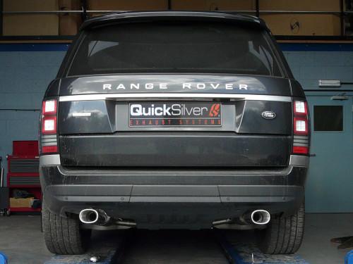 Range Rover 5.0 QuickSilver SuperSport Exhaust (2013 on)