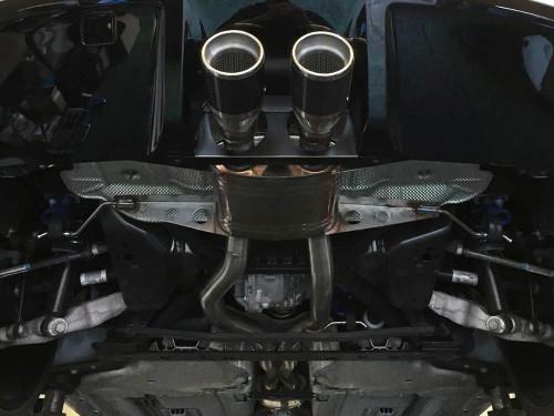 Jaguar F Type Coupe Convertible QuickSilver Sport Exhaust (2014 on)