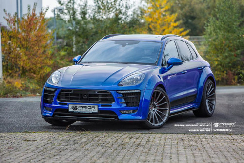 Porsche Macan Prior Design PD600M Wide Arch Body Kit