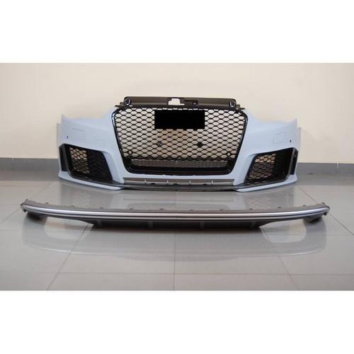 Audi A3 Body Kit V8 13-15 Cabrio Sportback RS3 Look