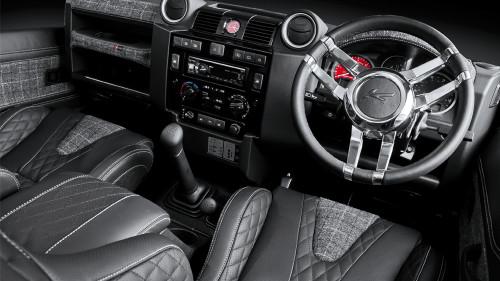 Land Rover Defender Aluminium Billet Steering Wheel