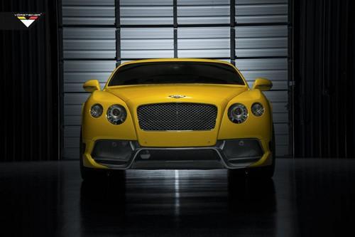 Vorsteiner BR10 Front Bumper Bentley Continental GT/GTC