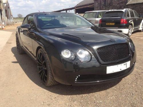 Meduza Bentley GT Bodykit