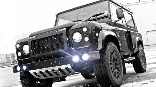 Land Rover Defender 90 Kahn Front Grill
