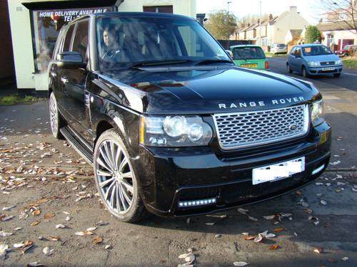 Range Rover Meduza RS Body Kit 2010-2013