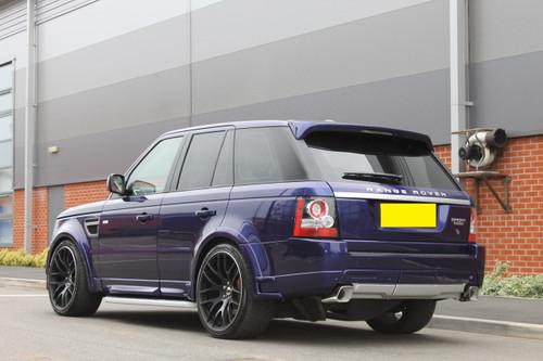 Range Rover Sport Autobiography & RS Fender Pack Bodykit 2010-2013 Blue