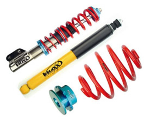 Volkswagen Scirocco Mk3 (2008 on) coilovers Suitable for 1.4 TSi / 2.0 TSi / 2.0 TDi (inc DSG) (Front Strut diameter 55mm)
