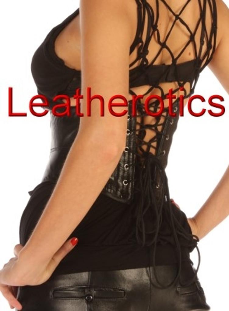 Minii Corset Underbust Leather wide Waist belt