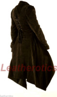 Ladies Coat Gothic Vintage Jacket