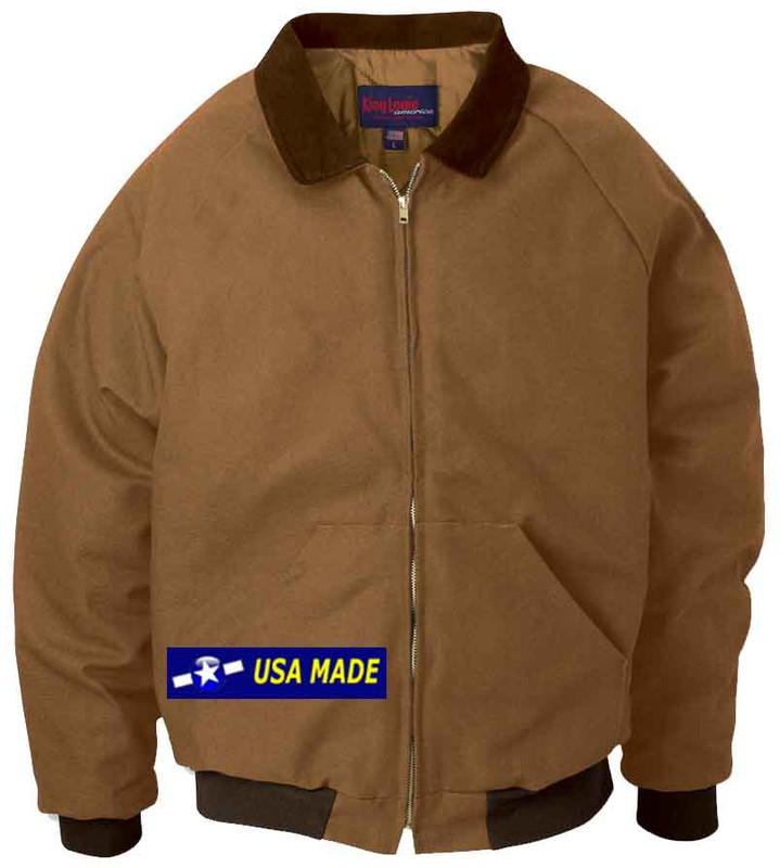 American Traditional Canvas Duck Jacket
