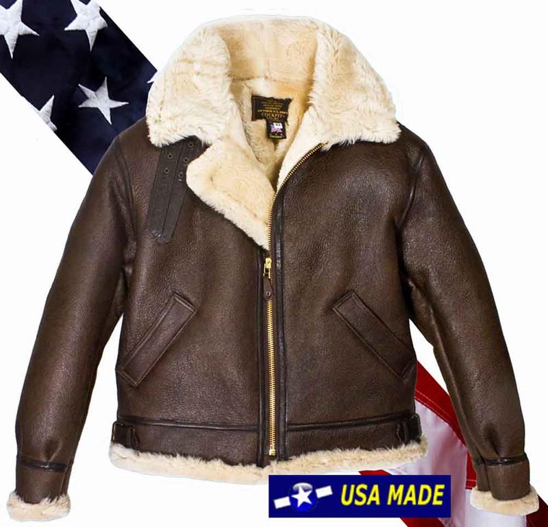 USA Made B3 Bomber Jacket