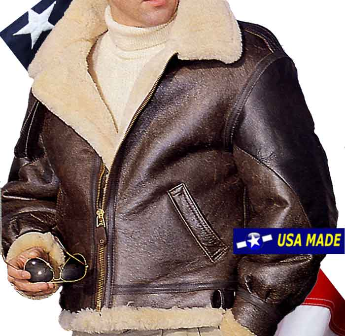 The General B3 Bomber Jacket (formally the Patton B3 Bomber Jacket)
