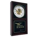 Black Eagle Clock (BURGUNDY)