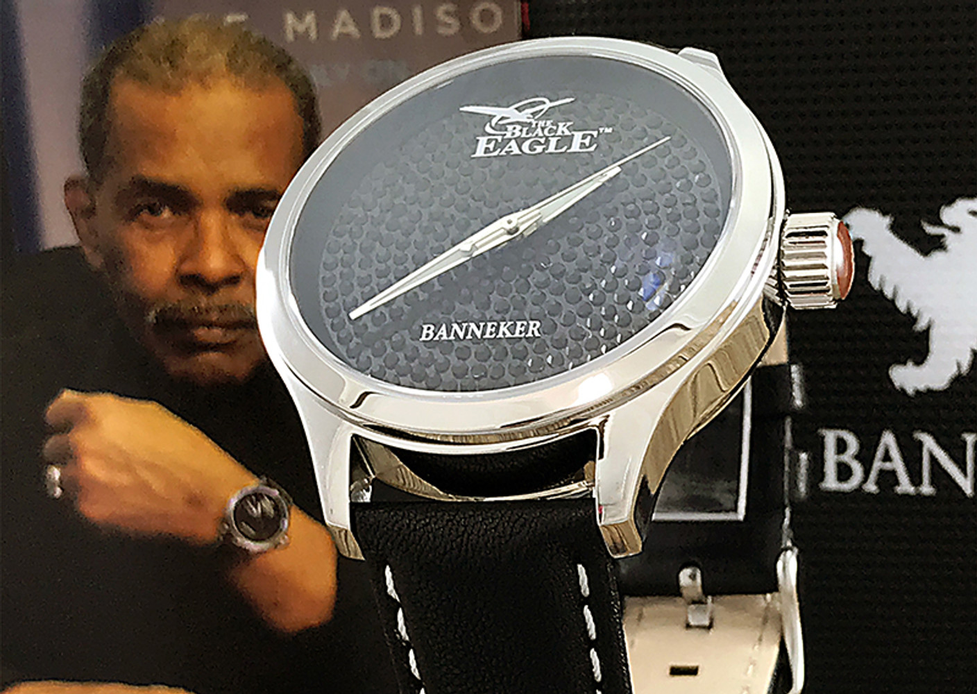 Banneker Watches Now Available On Amazon Benjamin