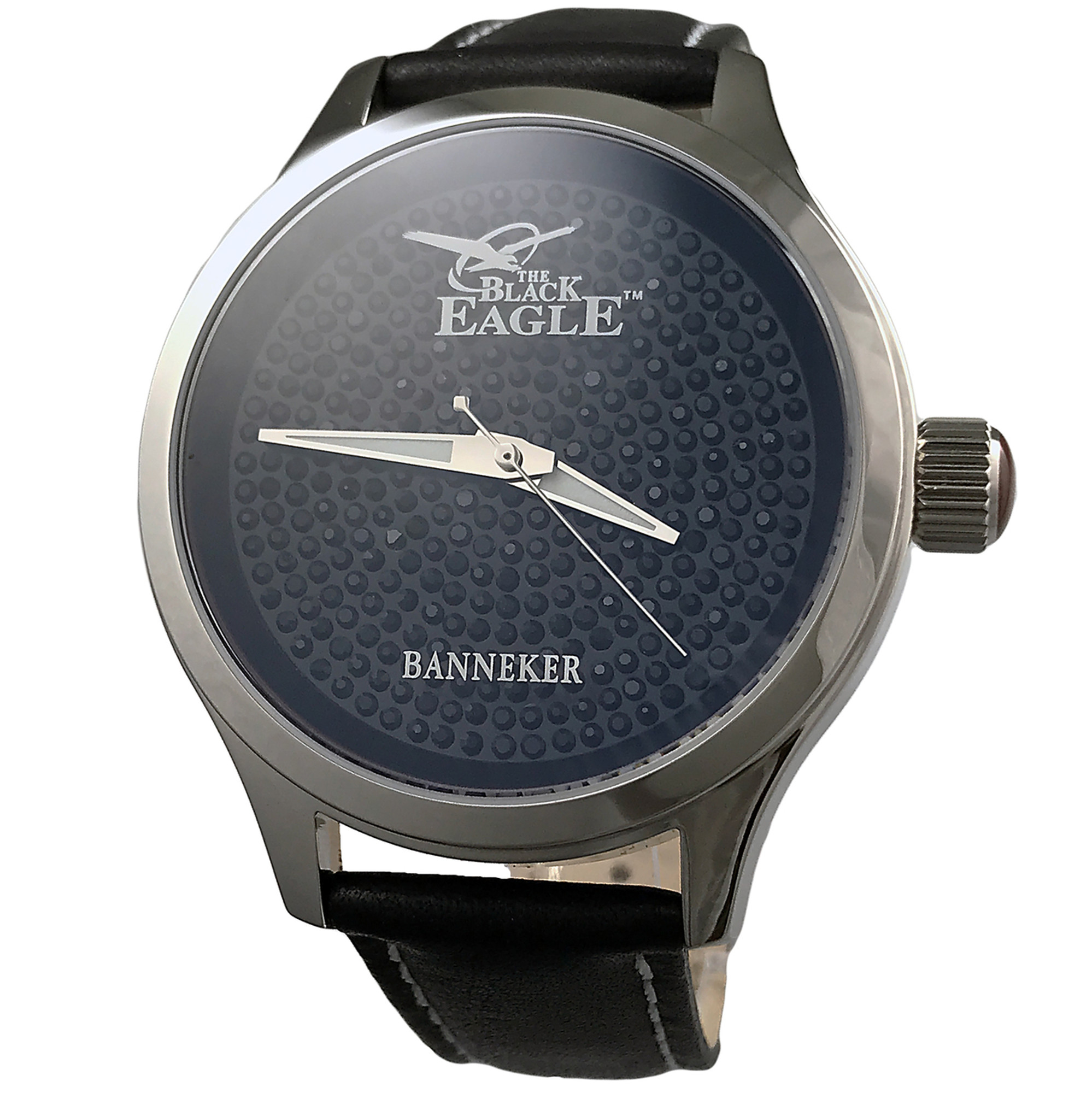 Classic Style Timeless The Black Eagle Watch