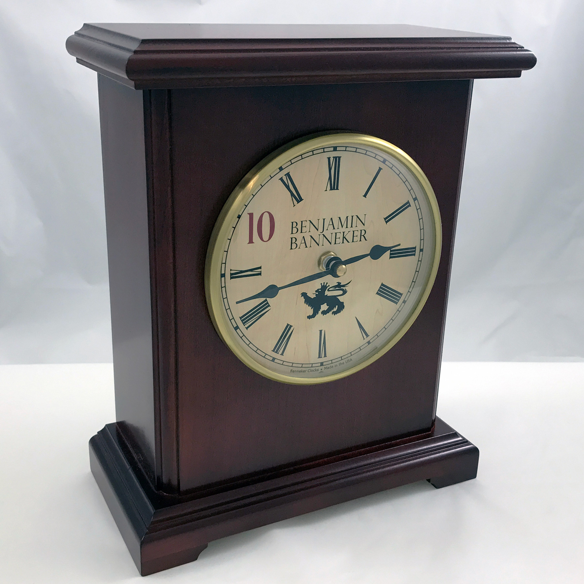 Hardaway Red Heat Silent Clock