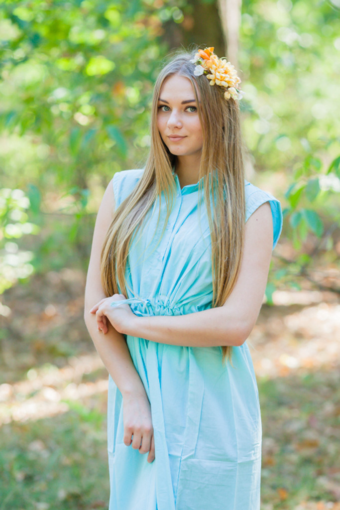 """""""Cool Summer"""" kaftan in Plain and Simple pattern"""