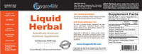O4L Liquid Herbal 31 oz.
