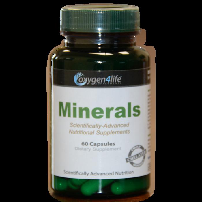 O4L Minerals 60 ct.