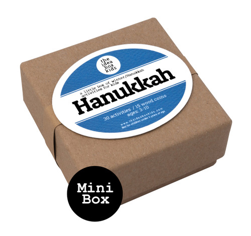 Mini Box: Hanukkah & Winter Activities for Kids