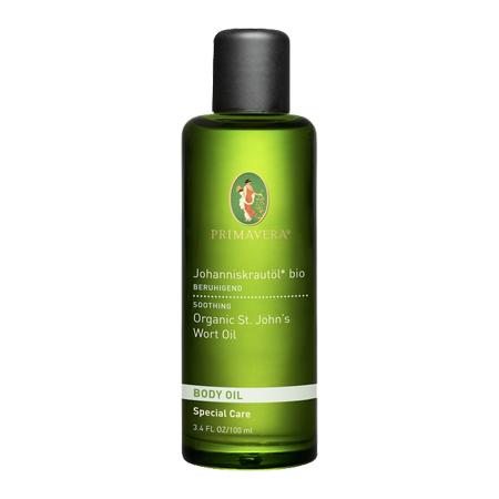 St. John's Wort Carrier Oil (Organic)