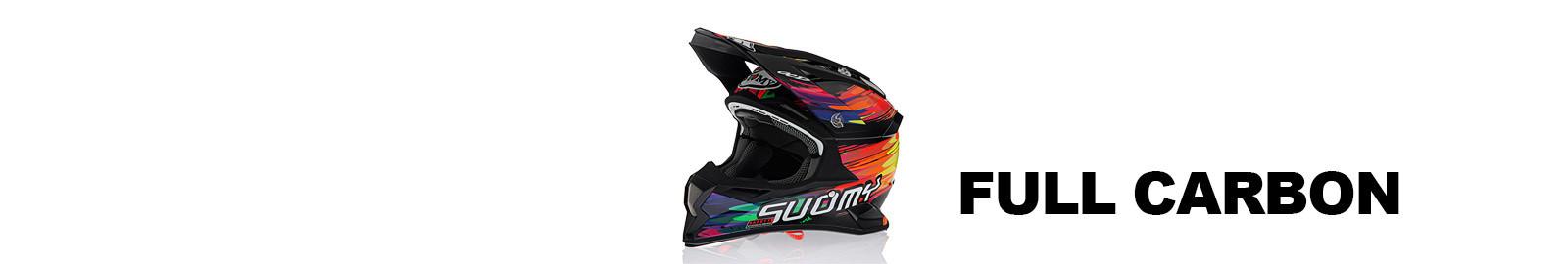 Suomy Alpha Helmets